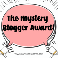 Mystery Blogger Award + a Q &A 🥳!!   (Ask me Anything!)